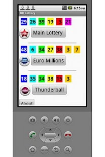 UKLottery - screenshot thumbnail