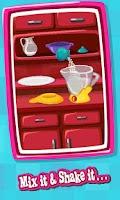Screenshot of Milkshake Maker : Cooking Game