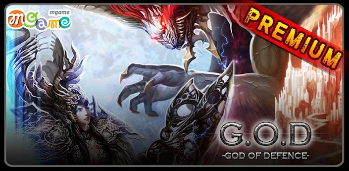 God Of Defence [G.O.D] Premium apk