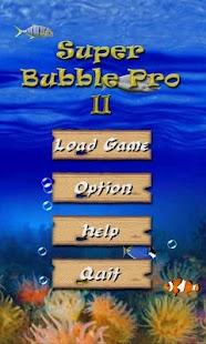 Super Bubble Shooting pro