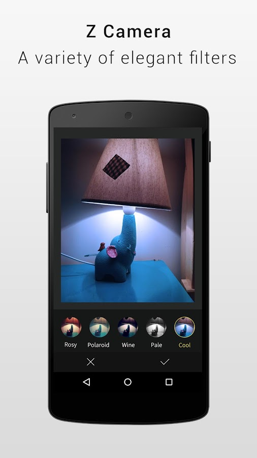 how to take a live photo on android