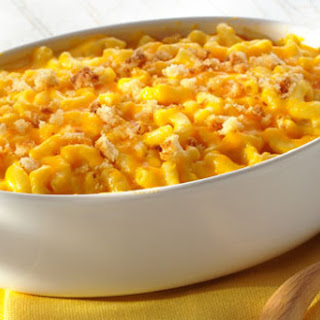 Cheese Lovers' Mac & Cheese.