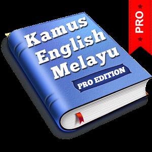 English Malay Dictionary Pro 書籍 App LOGO-APP試玩