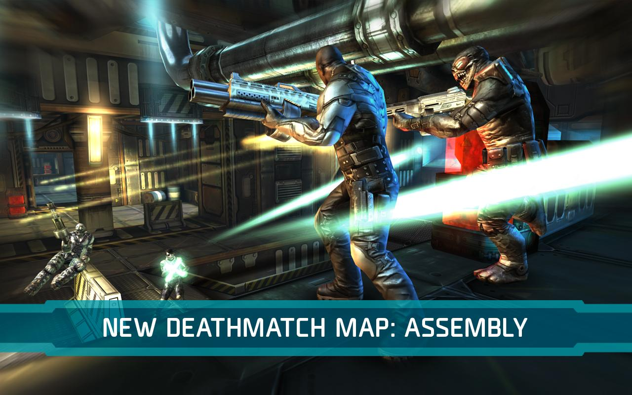 SHADOWGUN: DeadZone screenshot #10