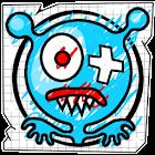 Doodle Moon icon