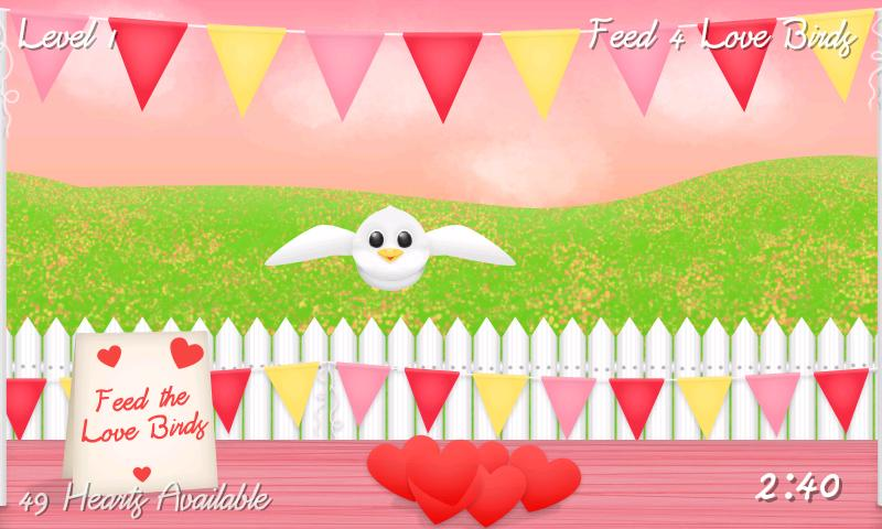 Tiny Love Birds- screenshot