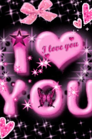 Pink I Love You Live Wallpaper - Android Apps on Google Play