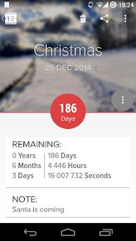 Holo Countdown Free