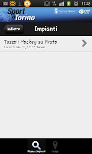 Sport a Torino- screenshot thumbnail