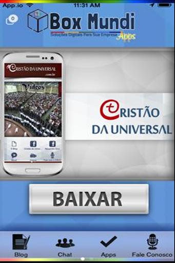 Box Mundi Apps