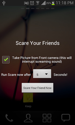 Scare Your Friends