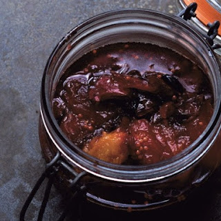 Nigel Slater's Hot, Sweet Plum Chutney
