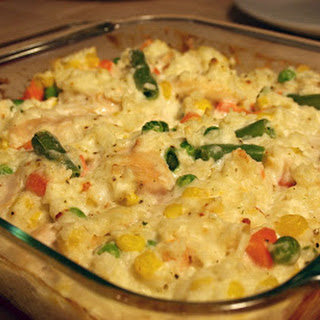 Chicken & Rice Casserole