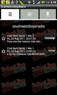 SouthwestBoyzRadio- screenshot thumbnail