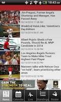 Screenshot of Anaheim Baseball Free