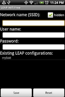 LEAP Wifi Free- screenshot thumbnail