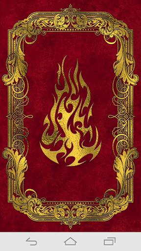 Magic Book of Flame