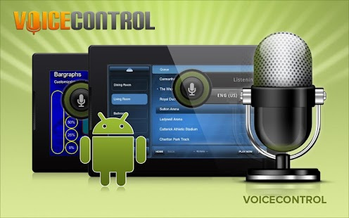 TPControl (for AMX) - screenshot thumbnail