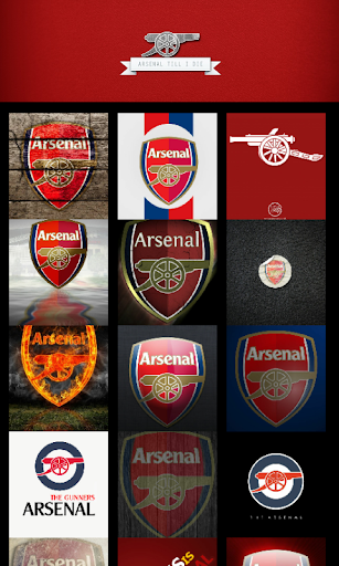 The Gunners Logo Wallpapers HD