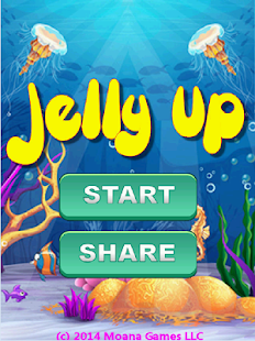 Jelly Up - Crazy Adventure- screenshot thumbnail