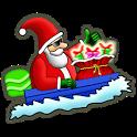 Speedboat Santa icon