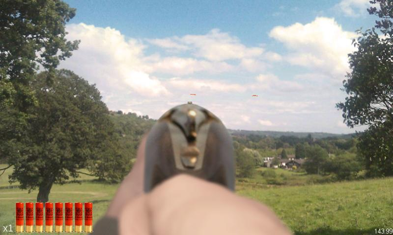 Clay Shooting - screenshot