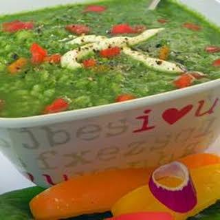Jade Garden Soup.