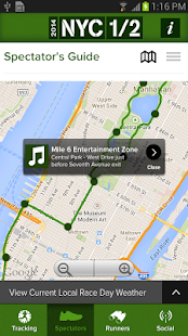 NYC Half '14 - screenshot thumbnail