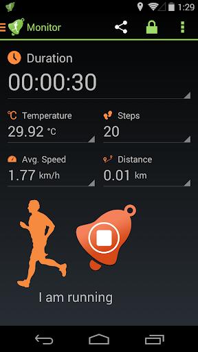 AlarMe - 4 Active Lifestyle
