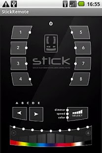 Stick Remote - screenshot thumbnail