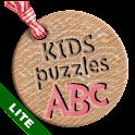 Kids Puzzles ABC Lite logo