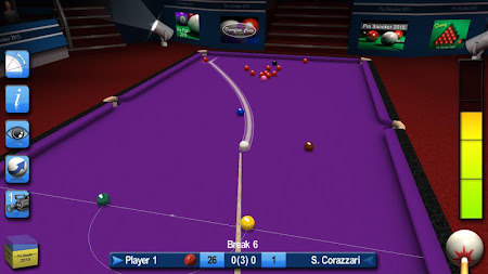 Pro Snooker 2015 1.17 screenshot 193122