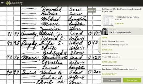 Ancestry Screenshot 16