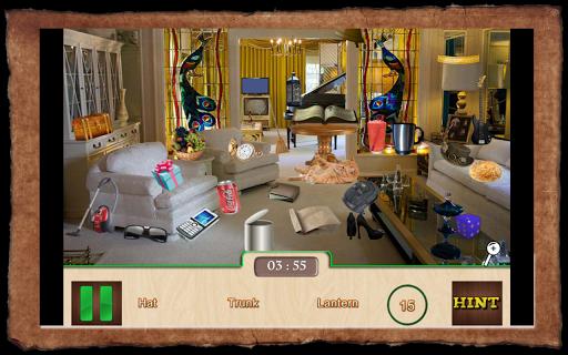 玩解謎App|在豪宅隱藏的對象免費|APP試玩