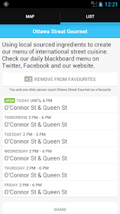 Street Food Ottawa- screenshot thumbnail