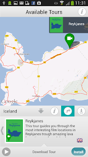Iceland Film Locations- screenshot thumbnail