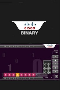 Cisco Binary Game - phone - screenshot thumbnail