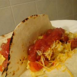 Easy Money Breakfast Burritos