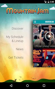 Mountain Jam Festival - screenshot thumbnail