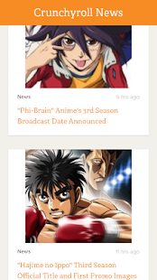 Crunchyroll News - screenshot thumbnail