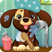 Pet Clean Up Games