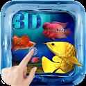 Arowana 3D Pro Live Wallpaper icon