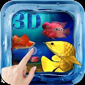 Arowana 3D Pro Live Wallpaper