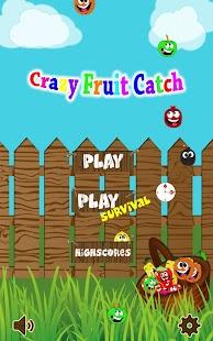 Crazy Fruit Catch