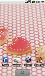 Cookie Wallpapers screenshot 2