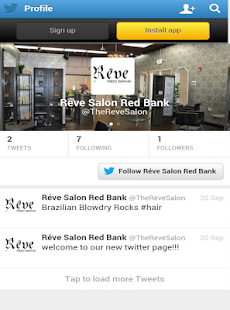 Reve Red Bank Hair Salon- screenshot thumbnail