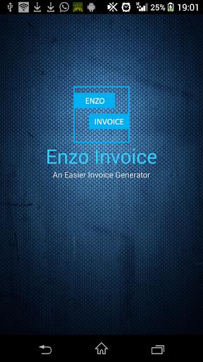 Enzo Invoice
