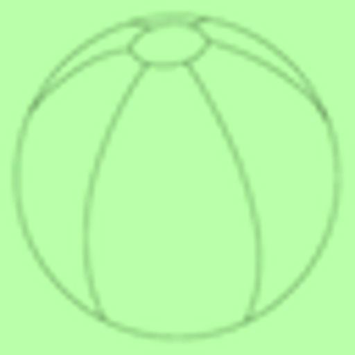 飛球遊戲 LOGO-APP點子