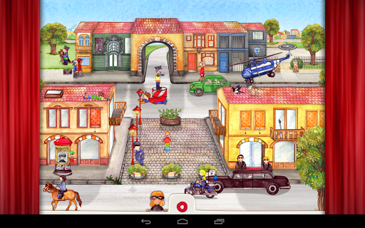 Игра Tiny Firefighters для планшетов на Android