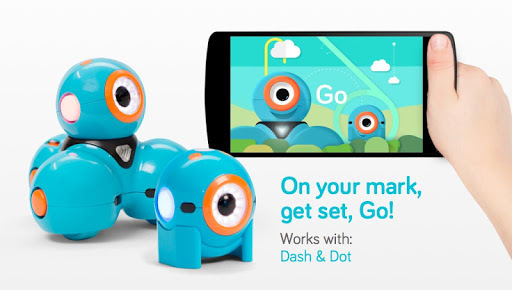 Go for Dash Dot robots